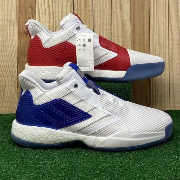 NEW Adidas EH2176 TMAC Millenium 2 Basketball Men's Size 12.5